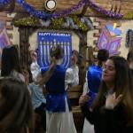 Молодежная Ханука в Могилеве (фотоотчет)